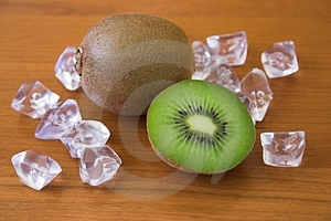 Kiwifruit Stock Foto