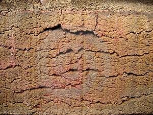Facia Of A Brick Stock Photography