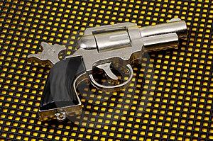 Cap Gun Free Stock Image