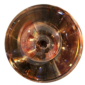 Concentric Glass Bodies Free Stock Photography