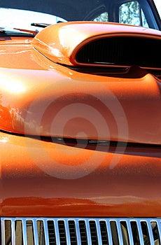 Hotrod Free Stock Image