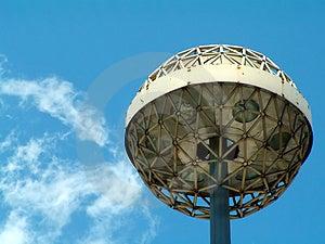 Big Lamp Detail Royalty Free Stock Photos