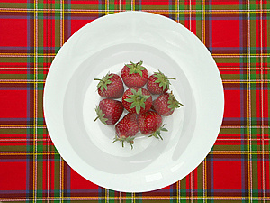 Fresh Strawberry Diet Stock Photos