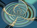 Abstract circles Royalty Free Stock Photo
