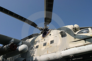 Combat Helicopter Stock Photos - Image: 1402503