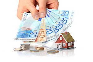 Invest In Real Estate Concept. Royalty Free Stock Photo - Image: 14001165