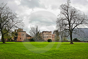 Heidelberg Castle,Germany Royalty Free Stock Images - Image: 14005019