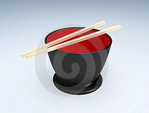 The Japanese Sticks Stock Images - Image: 14005864