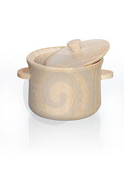 Wooden Pan Royalty Free Stock Images - Image: 14010179