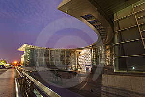 Shanghai Science And Technology Museum Stock Photo - Image: 14011280