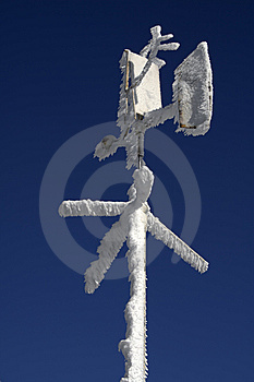 Meteorology At High Altitude Part Two Stock Photos - Image: 14013903