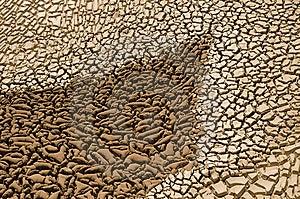 Arid Soil Royalty Free Stock Image - Image: 14014556