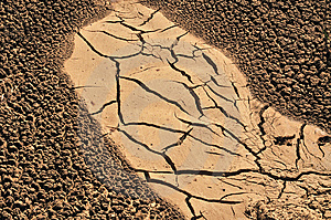 Arid Soil Royalty Free Stock Photography - Image: 14014777