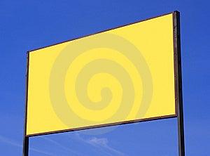 Bigboard Stock Photography - Image: 14016492