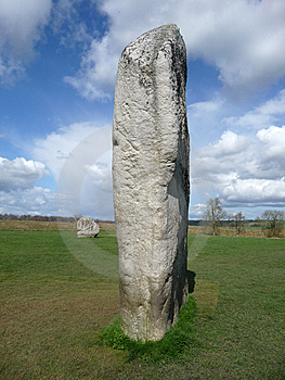 Avebury Standing Stones Stock Photo - Image: 14016620