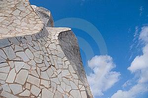 Casa Mila, Barcelona, Spain Stock Photo - Image: 14016980