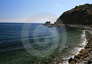 Lover's Cove Stock Photos - Image: 14018713