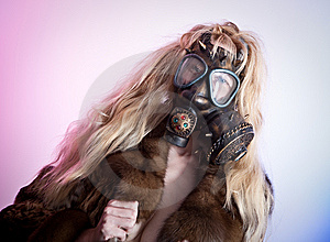 Gas Mask Stock Photos - Image: 14019373