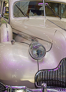 Vintage Car Stock Photography - Image: 14021882