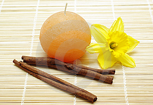 Spa And Bath Accessories Royalty Free Stock Photography - Image: 14023667
