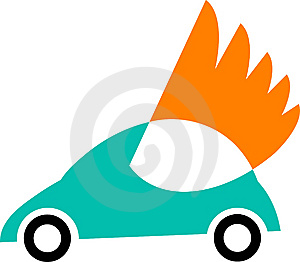 Vehicle Logo Stock Image - Image: 14026231