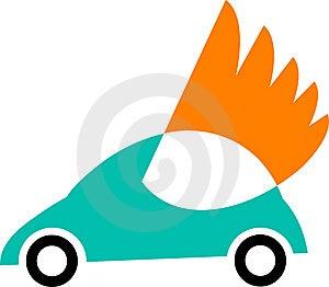 Vehicle Logo Stock Image - Image: 14026231