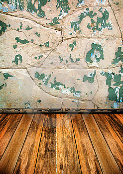Old Grunge Interior. 8 Stock Images - Image: 14027514