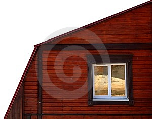Part Of A House Royalty Free Stock Photos - Image: 14027868