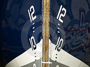 Bow Of A Boat Stock Photos - Image: 14030123