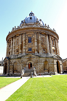 Oxford City Stock Photography - Image: 14030882