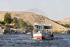 Nile Fun Stock Photography - Image: 14031232