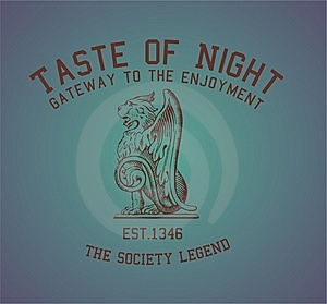 Taste Of Night Royalty Free Stock Image - Image: 14032426