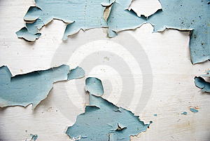 Damaged Wall Stock Photo - Image: 14032560