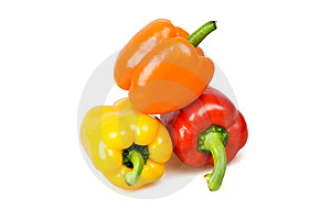 Bell Peppers Stock Images - Image: 14041404