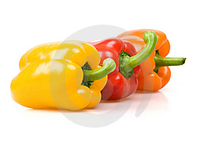 Bell Peppers. Royalty Free Stock Photography - Image: 14041417