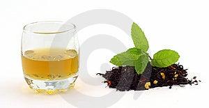 Mint Tea Stock Photography - Image: 14041692