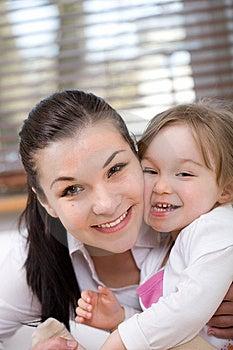 Happy Family Royalty Free Stock Photos - Image: 14042198