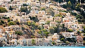Symi Island Royalty Free Stock Photos - Image: 14042228