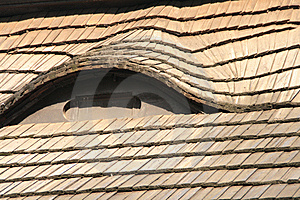 Tiled Roof Royalty Free Stock Image - Image: 14045996