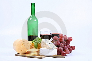Various Types Of Cheese Stock Photography - Image: 14048052