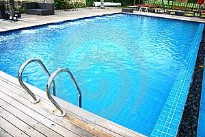 Poolside Stock Photography - Image: 14048332
