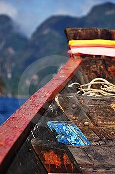 Trip At Surat-Thani At South Of Thailand Royalty Free Stock Photography - Image: 14048547
