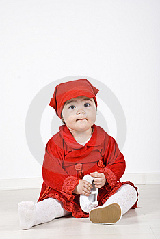 Little Red Riding Hood Royalty Free Stock Photo - Image: 14049335