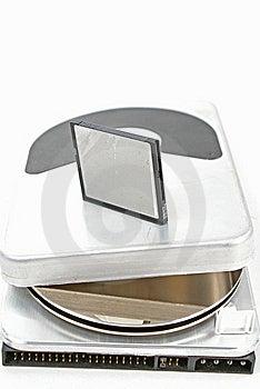 Hard Disk Stock Photos - Image: 14050943