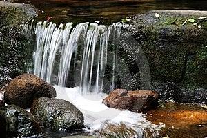 Waterfalls Royalty Free Stock Images - Image: 14051219