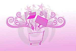 Shopping Online For Electronics Stock Photography - Image: 14052472