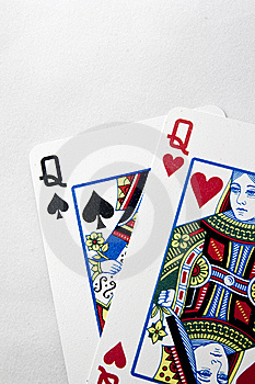 Pocket Queens Royalty Free Stock Photos - Image: 14053208