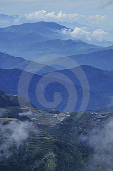 Moutain And Cloud Stock Image - Image: 14056791
