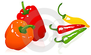 Pepper Stock Photo - Image: 14057230