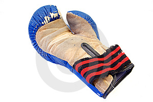 Boxing Glove Royalty Free Stock Photography - Image: 14057977